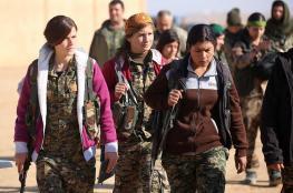 مليشيات كردية مدعومة أمريكيا تتوغل في دير الزور