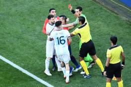 ميسي يهاجم حكم المباراة بضراوة بعد طرده في كوبا أميركا