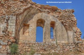 بلدة بيتونيا القديمة غربي رام الله