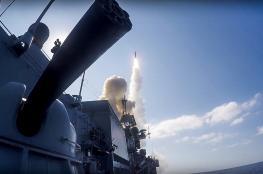 روسيا توجه ضربات صاروخية ضد تنظيم الدولة بسوريا