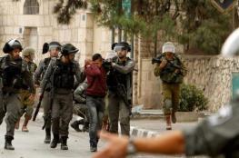 بالأسماء .. الاحتلال يعتقل 12 مواطنا من الضفة المحتلة