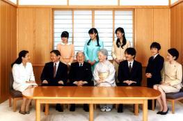 مجهول يتسلل إلى قصر العائلة الإمبراطورية اليابانية