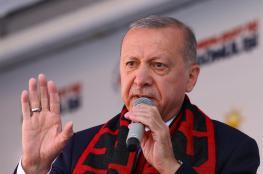 """أردوغان يصعد لهجته مجددا تجاه السيسي وحفتر و """"حرب السعودية القذرة"""" """""""