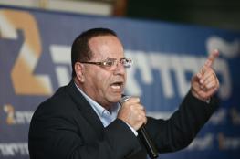 """وزير بحكومة الاحتلال: المنطقة تعيش """"الربيع الإسرائيلي"""""""
