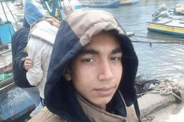The boat returned to Gaza with blood ... The occupation killed a child Fisherman