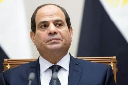 """السيسي: جميع الخيارات مفتوحة في التعامل مع أزمة سد """"النهضة"""""""