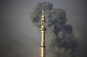 تواصل الغارات الجوية على بلدات الغوطة الشرقية والضحايا بالعشرات