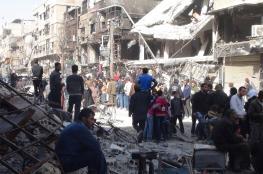 """""""الأونروا"""" تعرب عن قلقها البالغ إزاء مصير آلاف المدنيين في مخيم اليرموك"""