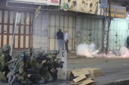 شهيدان برصاص الاحتلال واعتقالات طالت قيادات من حمـ ـاس بالضفة