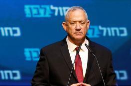 غانتس: غزة لن تُرمم اقتصاديا دون استعادة الجنود وأبارك عودة السلطة لاتفاق اللقاحات