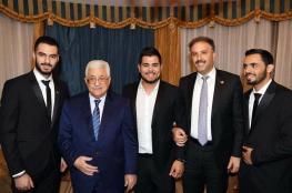 """"""" عرب آيدول """" حاضرة .. ومخيمات اللاجئين غائبة عن زيارة عباس إلى لبنان"""