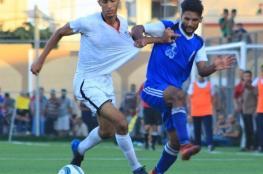 اتحاد الكرة يقرر اعادة نهائي كأس فلسطين