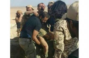 الجيش السوري الحر يأسر طيار بعد إسقاط طائرته الحربية في البادية