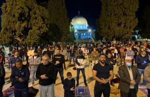بعد 70 يوما على اغلاقه.. الآلاف يؤدون صلاة الفجر في المسجد الأقصى