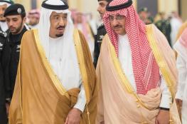 """رسالة من محمد بن نايف للملك سلمان حول """"مؤامرة"""" بن زايد"""