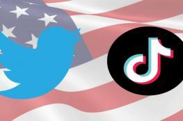 """تقارير: """"تويتر"""" تسعى للاستحواذ على """"تيك توك"""" في أمريكا"""