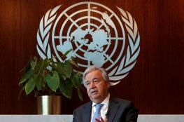 الأمم المتحدة تعلق على إعادة واشنطن فرض العقوبات على إيران