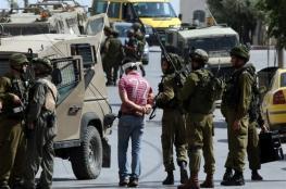 الاحتلال يعتقل شابا قرب الحرم الإبراهيمي