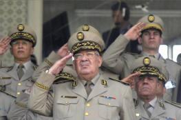 الجيش الجزائري يدعو لإجراء الانتخابات الرئاسية في موعدها المحدد