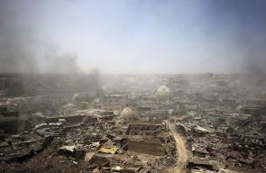 جولة مصورة تظهر الدمار الكبير في الموصل