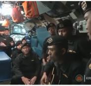 طاقم-الغواصة-الإندونيسية-الغارقة-يغنون-أغنية-عن-الوداع
