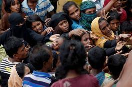 الصين تدعو ميانمار لتسوية قضية الروهنغيا