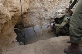 الاستخبارات العسكرية الإسرائيلية تُقر بفشل الجيش في مواجهة أنفاق المقاومة