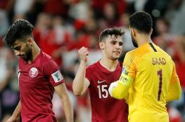 """شكوى رسمية من قطر بسبب """"إجراء غير مسبوق"""" وقع للاعبها في الإمارات"""