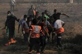 Gaza: Teen dies of wounds sustained six weeks ago and Palestinians injured as IOF attacks protesters