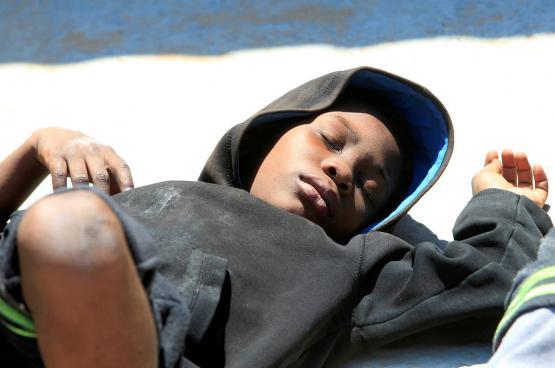 مصرع 7 مهاجرين على الاقل قبالة ليبيا