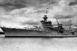 العثور على حطام سفينة للبحرية الامريكية أغرقت عام 1945