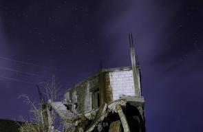 الدمار في مدينة درعا السورية