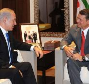 Prime-Minister-Benjamin-Netanyahu-meets-with-Jordanian-King-Abdullah-in-Amman