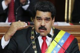 عسكريون يسيطرون على قيادة الحرس الجمهوري في فنزويلا للمطالبة بتنحي مادورو