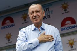 أردوغان: الشعب جدد تكليف لي وهدفنا أن تصبح تركيا ضمن أكبر 10 دول