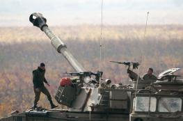 """هآرتس: """"إسرائيل"""" تصوب سلاحها تجاه سوريا ووجهت تحذيراً قبل الانفجار"""