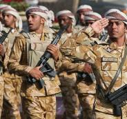 Qatari army forces