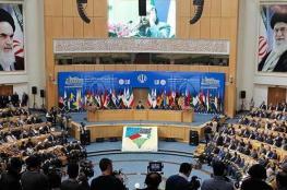 مؤتمر طهران يؤكد الدعم الشامل لفصائل المقاومة الفلسطينية