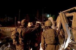 الاحتلال يعتقل أسيرين محررين من بلدة الخضر في بيت لحم