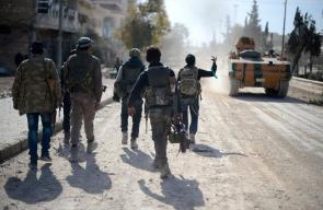 الجيش السوري الحري يتقدم في معارك مدينة الباب السورية