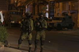 الاحتلال يعتقل 11 مواطناً بالضفة ومواجهات في جنين