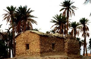 أبنية وطرز معمارية قديمة في مدينة أريحا