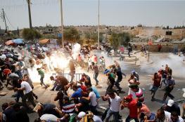 الضفة تنتفض .. عشرات الاصابات في مواجهات مع قوات الاحتلال