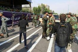 حماس تدين استهداف العرض العسكري في إيران