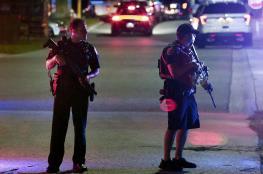 مقتل شرطي وإصابة 3 آخرين بهجومين مسلحين في فلوريدا الأمريكية