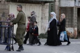 """بعثة دولية: """"إسرائيل"""" تنتهك القانون الدولي في الخليل"""