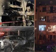 قصف تل أبيب