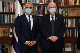 """بعد فشل نتنياهو.. رئيس الكيان يكلف """"يائير لابيد"""" بتشكيل الحكومة الجديدة"""