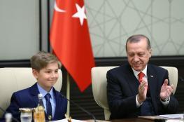 أردوغان يترك منصبه الرئاسي لطالب تركي