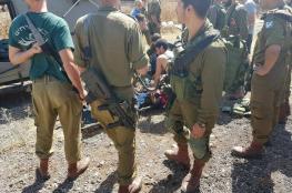 """الاحتلال يفضل جنديا هرب من محاولة """"طعن"""""""